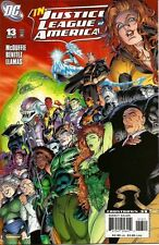 Justice League of America Vol. 2 (2006-2011) #13 (Cover A)