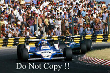 Patrick Depailler Ligier JS11 Argentina Grand Prix 1979 fotografía