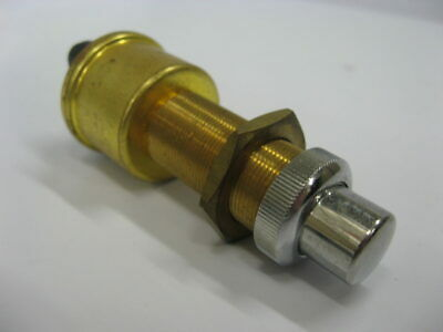 New Push Button Switch cole Hersee M-490-bx