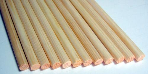 PINE WOOD ARROW SHAFTS 11//32 great for Longbow archers per dozen