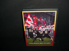 Wabash College DePauw University 110th Monon Bell Classic Football Gain DVD