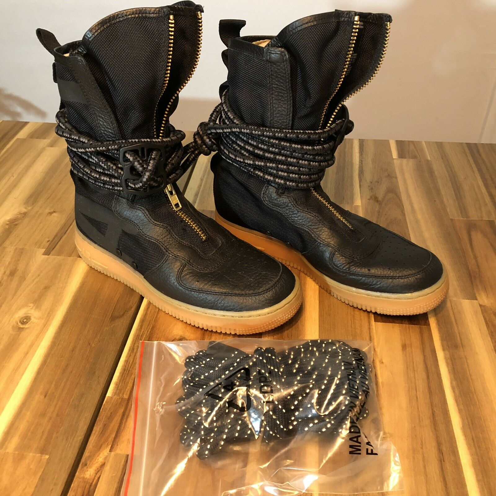 Nike Mens Sf Air Force 1 Hi Boot Mens Mens Aa1128 004 Size