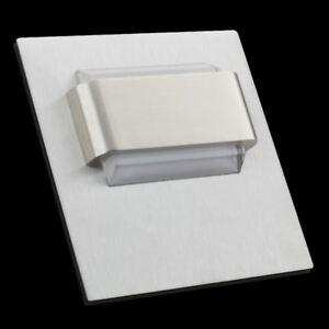 Topaz-LUNEX-LED-Wandleuchte-Treppenbeleuchtung-Treppenlicht-Stufe-Einbauleuchte