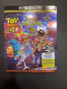 Toy-Story-4-4K-Ultra-HD-Blu-ray-Digital-Bilingual-BRAND-NEW-With-Slip
