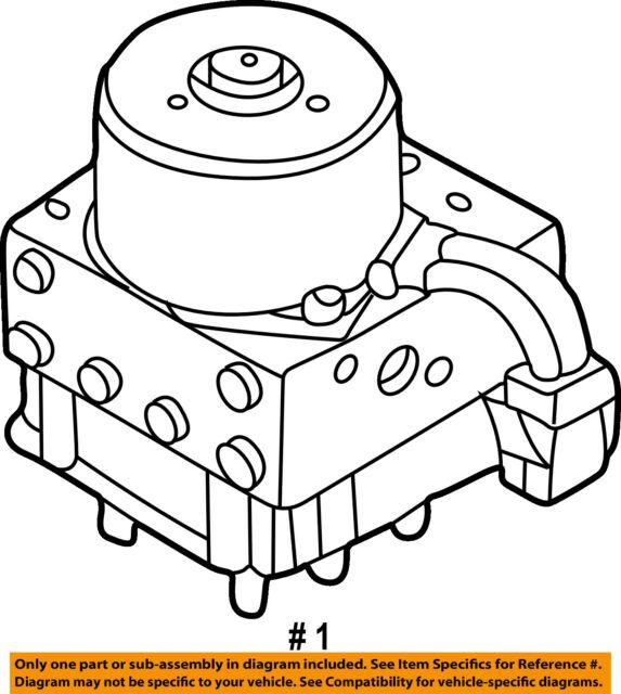 2002 Audi Tt Anti Lock Brake Abs Pump 8n0698517 Stk L405c26 For Sale