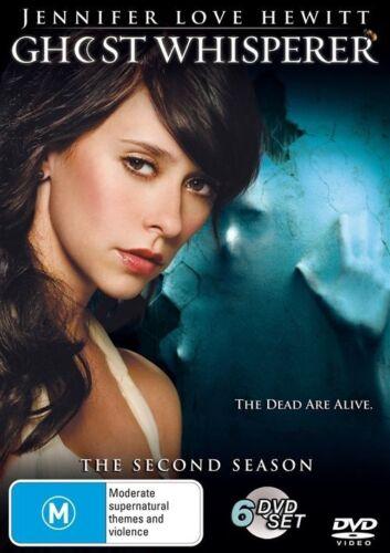 1 of 1 - Ghost Whisperer : Season 2 (DVD, 2008, 6-Disc Set)
