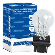 2x P27/7W XENOHYPE Classic W2,5x16q 12 Volt 27/7 Watt US Typ 3157