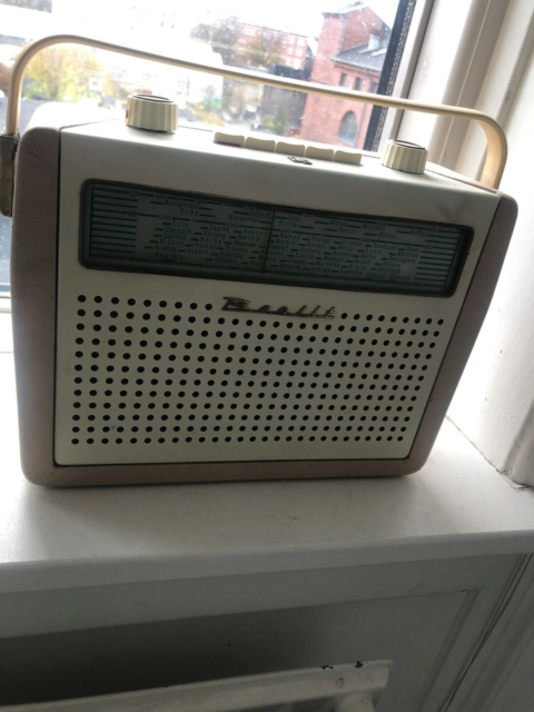 AM/FM radio, Bang & Olufsen, Retro radio, God, Fed radio…