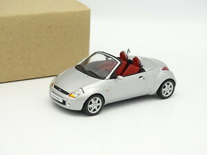Image Is Loading Minichamps Sb   Ford Ka Silver