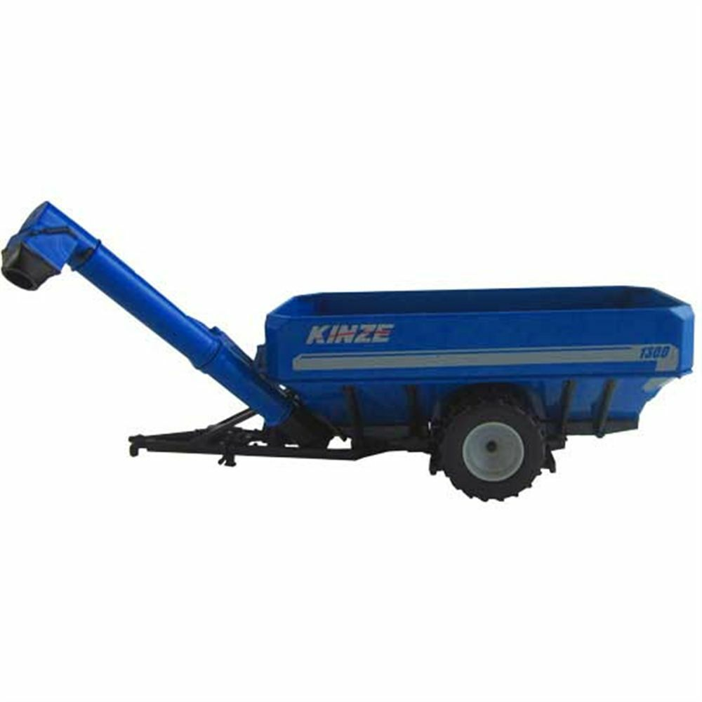 1 64 Kinze 1300 Grain Cart with Flotation Tires Diecast Farm Toy Age 8+  GPR1315