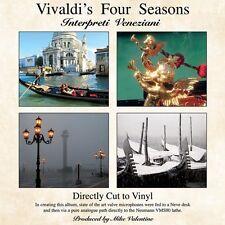 VIVALDI THE FOUR SEASONS DIRECT TO VINYL CUT LP