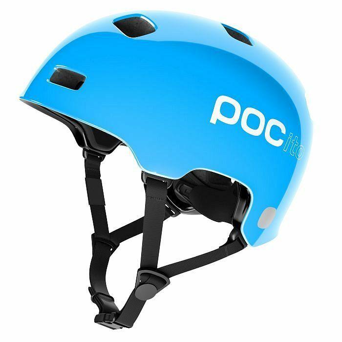 POC-Pocito Crane-Color  fluorescent azul-tamaño  m-l (55 - 58 cm)
