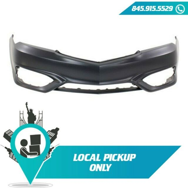 Local Pickup Bumper Cover Fits Acura ILX 2016-2018