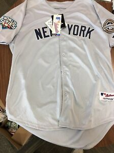 sale retailer 60449 8d101 ALEX RODRIGUEZ World Series Majestic Jersey # 13 NY YANKEES ...