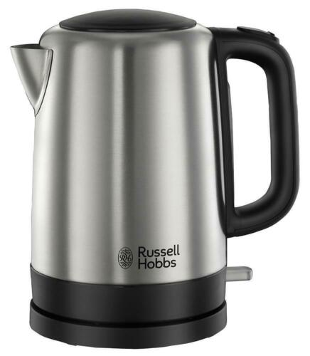 1.7L Brushed Stainless Steel Kettle - RUSSELL HOBBS