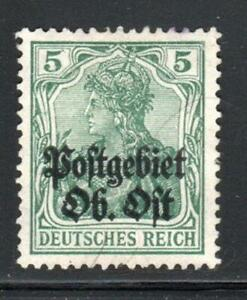 GERMANY GERMAN OCCUPATION LITHUANIA DEUTSCHES REICH WWI USED LOT LOT 45529