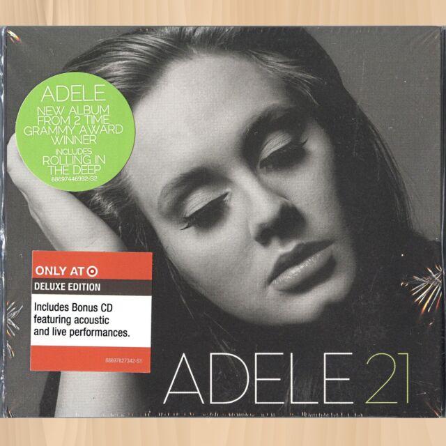 adele 21 deluxe album
