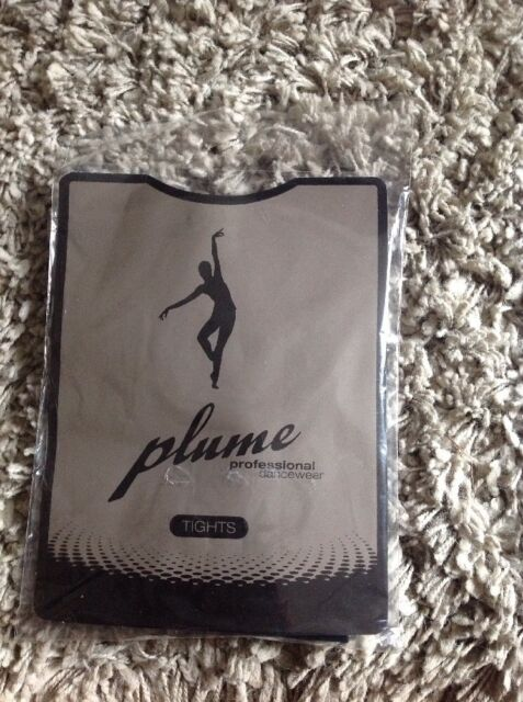 e821ca2d50852 Plume Professional Dancewear Footed Dance Tights Size Large for sale ...