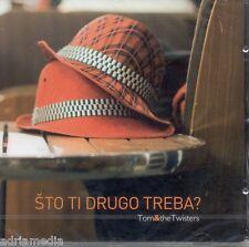 TOM & THE TWISTERS CD Sto ti drugo treba Album 2010 Love Tragovi Croatia Hitovi