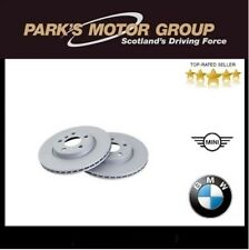 Fits Mini Cooper SD F56 Genuine Comline 5 Stud Front Vented Brake Discs
