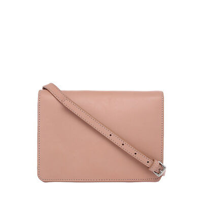 NEW Piper PI040A Penny Flap Over Cross Body Blush