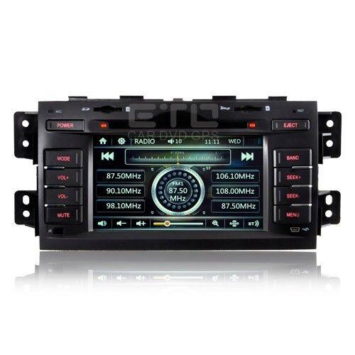 Car Stereo for Kia Borrego Mohave Autoradio GPS Navigation Bluetooth CD DVD USB