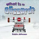 What is a Blizzard? by Robin Johnson (Paperback, 2016)
