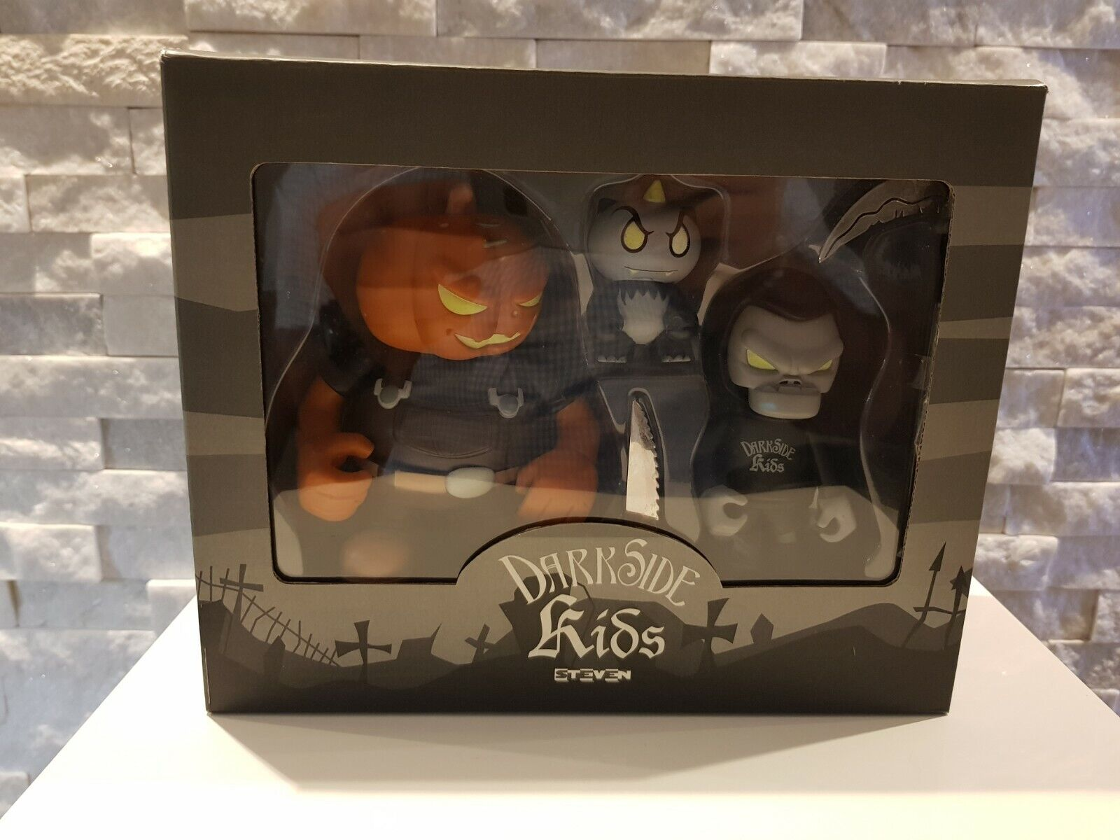 Toy2R Darkside Kids - Jr Bone Pumpkin