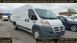 "2015 RAM ProMaster 2500 High Roof 159"" WheelBase 3.0L 4cyl DIESEL"