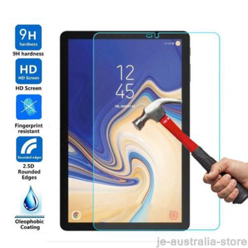 "2X Tempered Glass Screen Protector Film Samsung Galaxy Tab S4 10.5/"" SM-T830 T835"