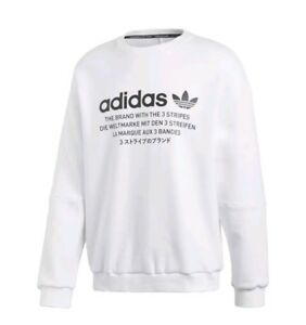 ADIDAS MENS  TEAM  PLAYER  CREW  PULLOVER   SIZE   XLARGE