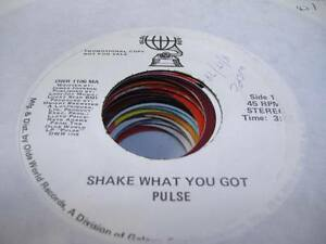 HEAR-Modern-Soul-45-PULSE-Shake-What-You-Got-on-Old-World-Promo