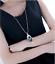 Damen-Halskette-Schmuck-Collier-Anhaenger-Silber-lang-Kette-Mode-Strass-Luxus-M5 Indexbild 4