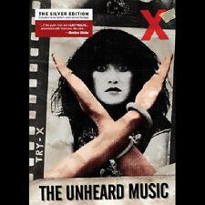 DVD:X - UNHEARD MUSIC - X - UNHEARD MUSIC - NEW Region 2 UK