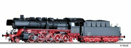 SH Tillig 02097 locomotora a vapor br 50 2840 de la DB