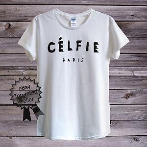 Hombre Elegante Tendencia Gb Moderno Camiseta Detalles Celfie Mujer De Ajuste Vintage Calma oxrdBeCW