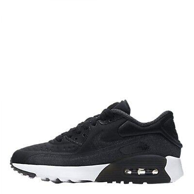 Nike Air Max 90 Ultra Premium (GS) Shoes NEW AUTHENTIC BlackWhite 882145 001 | eBay