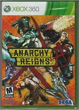 Anarchy Reigns (Microsoft Xbox 360, 2013) *NEW*