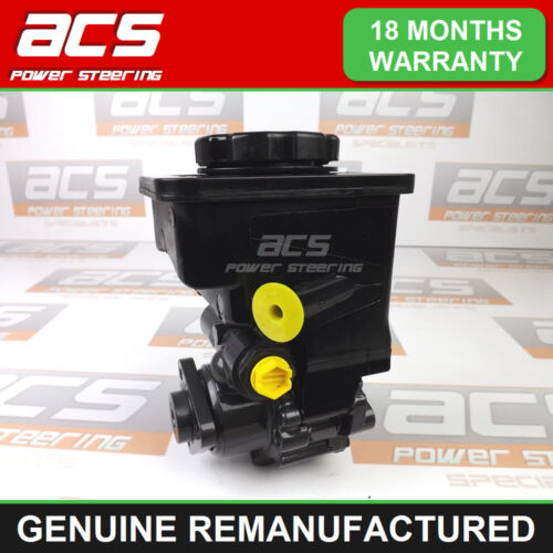 GENUINE RECONDITIONED BMW X3 POWER STEERING PUMP 2.0 D DIESEL E83 2004 TO 2010