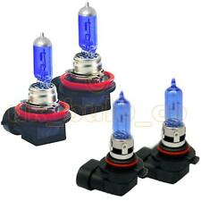 XENON H11 AND HB3 LOW + HIGH BEAM BULBS FOR Toyota Rav 4 MODELS 2008-12