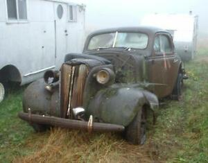 Details about 1937 1938 Chevy Chevrolet Coupe rat hot rod project