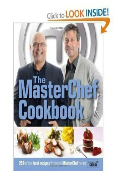 The Masterchef Cookbook By John Torods,Gregg Wallace