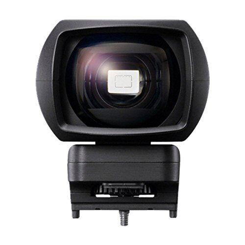 DéVoué Sony Fda-sv1 Viseur Optique Pour Nex Avec E 16 Mm Objectif F2.8 Brillant
