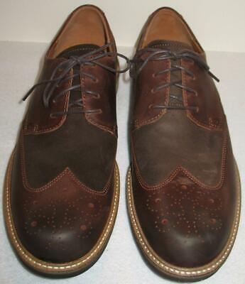 ECCO Kenton Brogue Oxford Leather Mink