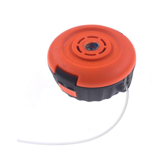 Orange Trimmer Dual Line Head M10*1.25 Fits Most Strimmer ECHO HUSQVARNA Komatsu