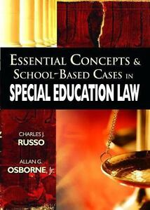 discipline in special education russo charles j osborne allan g jr