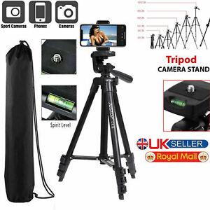 TRIPOD-STAND-MOUNT-HOLDER-FOR-DIGITAL-CAMERA-CAMCORDER-PHONE-IPHONE-DSLR-SLR-UK