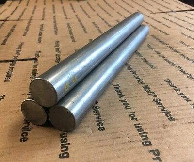 "1 1//2/"" Steel Round Shaft Blacksmithing Hardy Stock Lathe Machining 1045 8"" L"