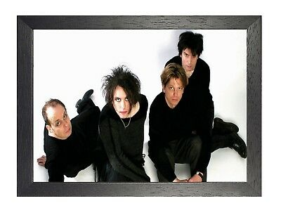 The Cure 1 English Rock Legend Band Poster Robert Smith Music Star Picture Print