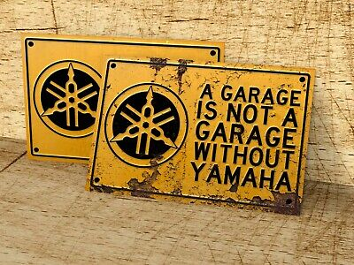 A Garage Is Not Garage Without Buick  sign for garage man cave home